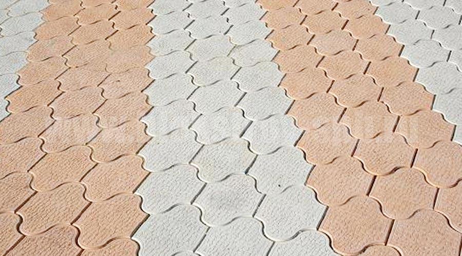 тротуарная плитка рокко